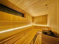 Na výběr máte tři druhy saun.