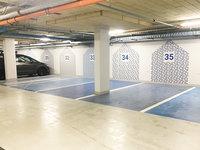 Zdarma parkování v hotelových garážích Aparthotelu Svatý Vařinec