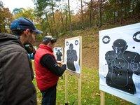 hodnocení vaší střelby s instruktorem