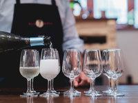 Welcome drink nesmí chybět