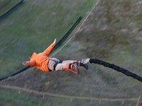 Bungee jumping - užijte si to!