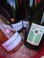 Degustovaná šampaňská pochází z oblasti Champagne.