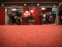 divadelní foyer Divadla v Dlouhé