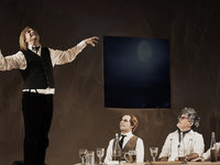 Divadlo v Dlouhé - Lidská tragikomedie