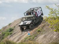 Tenhle Hummer zvládne jakýkoli terén.
