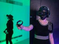 Ve virtuální expedici se přemisťujete pomocí teleportu.