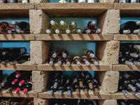 Domácí degustace vín - Bílá a Rosé vína + bedna šesti druhů vína