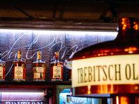 Whisky Trebitsch se vyrábí v židovské čtvrti města Třebíče.