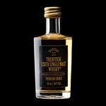 Trebitsch jednosladová whisky - Double barrel aging Cognac