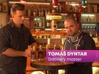 Člověk, který má celou whisky Trebitsch na starost vám poví, co vlastně ochutnáváte :)