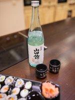 Domácí videokurz SUSHI + balíček japonských surovin