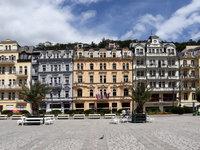 Astoria Hotel & Medical spa na Mlýnské kolonádě