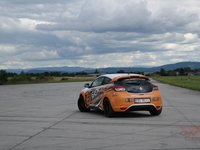 driftovací speciál Renault Megane RS