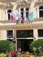 Vaše dočasná adresa v Karlových Varech - hotel Astoria
