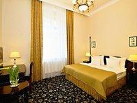 Ubytování v krásných prostorných pokojích.