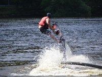 Akrobacie na hoverboardu (Vrané nad Vltavou)
