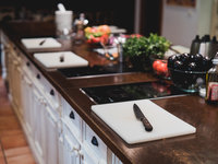 Zde budete vařit
