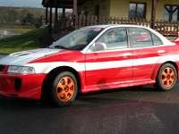 Mitsubishi Lancer Evo