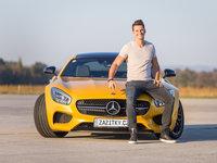 Mercedes AMG GTS V8 Bi-Turbo...seznamte se