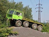 Tatra 813 8X8 v zelené barvě :)