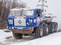 Tatra 813 8X8 se používá na extrémní truck-trialové závody