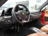 Ferrari 458 Italia (Mnichovo Hradiště, Praha, Kroměříž)