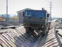 Tatra Force 818/7 8X8 Army má velmi přizpůsobivá :-)
