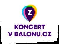 Aktuality a detailní informace o koncertu najdete na https://www.koncertvbalonu.cz