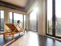 Odpočívejte v paprscích slunce v zámeckém spa