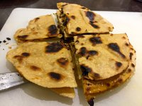 chlebové placky Chapati