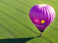 Zážitkový balón s logem Zážitky.cz! :)