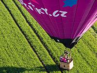 Let balonem je vždy jedinečný zážitek.