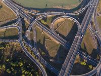 I dopravní uzel může být neskutečně fotogenický :)