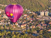 Let balónem nad Prahou je zážitek, na který jen tak nezapomenete.