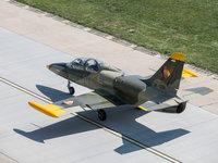 Proudový letoun L-39 Albatros
