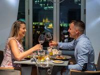 Vychutnejte si tříchodovou večeři v restauraci