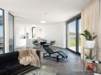 Moderní funkcionalistická vila se soukromým wellness