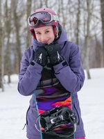 Milovnice zimních sportů a snowboardu obzvlášť.