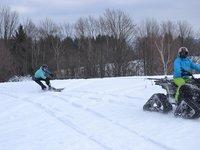 Je to lepší než sjezdové lyžování.