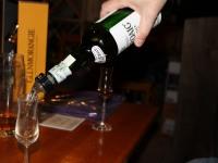 I nalévání vzorků whisky je zážitek