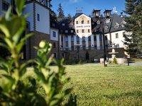 Lovecký zámek Lužec