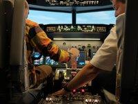 Zkušený pilot vám bude vždy oporou