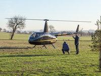 Vrtulník sám o sobě je velmi fotogenický.