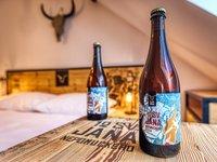 Řemeslná piva pivním oskarem oceněného pivovaru Zlatá kráva