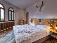 Pokoj Deluxe - pivní hotel Zlatá kráva