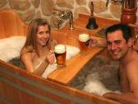 Ideální pro páry, kteří si chtějí odpočnout :-)
