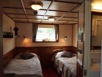 Pobyt na hotelové lodi s výletem do Čertovky