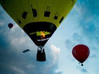 Pobyt na zámku a romantický let balónem ve dvou