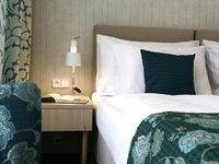 V pokoji Comfort hotelu Astoria si dopřejte zaslouženého odpočinku