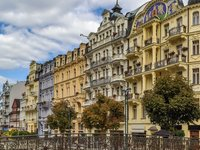 Poznávání Karlových Varů + polopenze pro dva